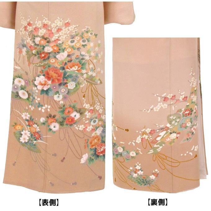 色留袖 レンタル 726番 20点フルセットレンタル 往復送料無料|kimono-world|04