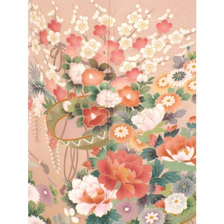 色留袖 レンタル 726番 20点フルセットレンタル 往復送料無料|kimono-world|05