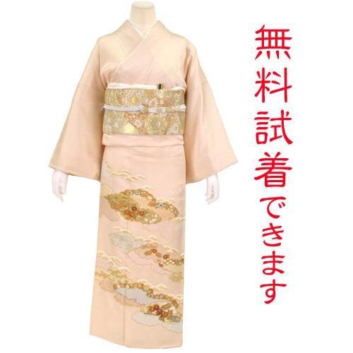 色留袖 レンタル 727番 20点フルセットレンタル 往復送料無料 kimono-world