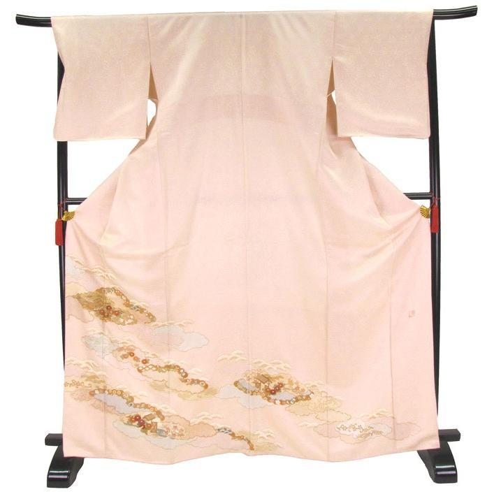色留袖 レンタル 727番 20点フルセットレンタル 往復送料無料 kimono-world 02