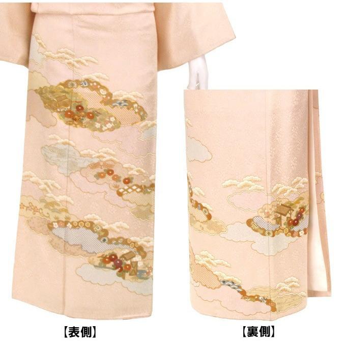 色留袖 レンタル 727番 20点フルセットレンタル 往復送料無料 kimono-world 04