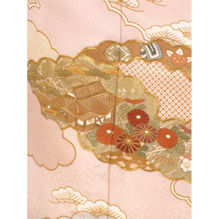 色留袖 レンタル 727番 20点フルセットレンタル 往復送料無料 kimono-world 05