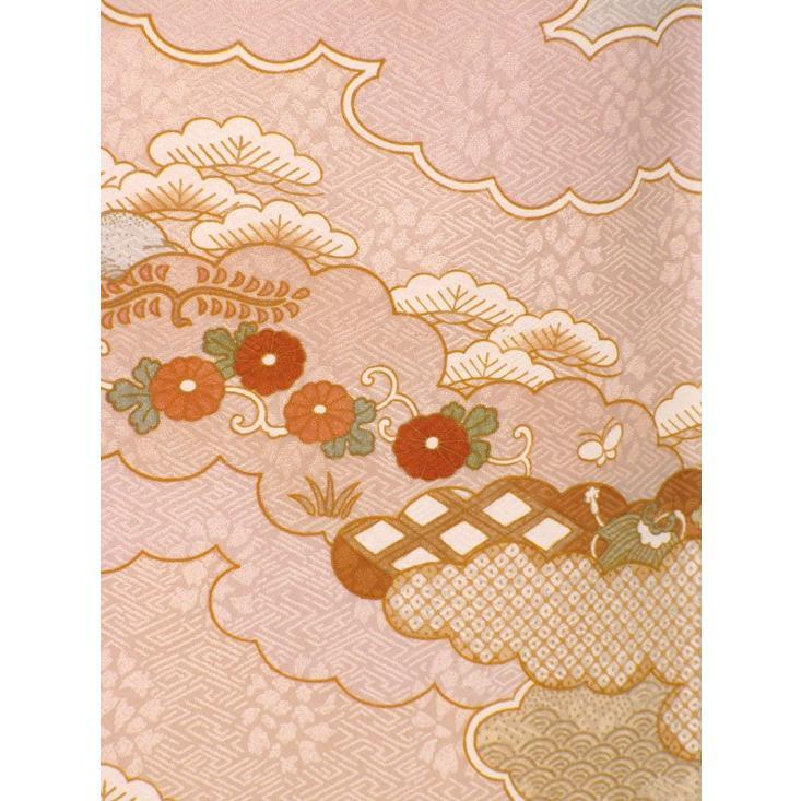 色留袖 レンタル 727番 20点フルセットレンタル 往復送料無料 kimono-world 06
