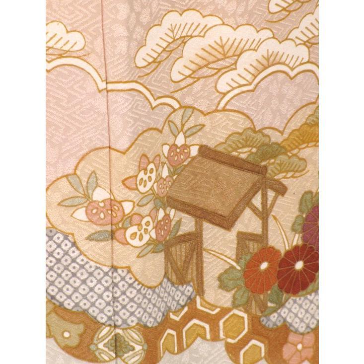 色留袖 レンタル 727番 20点フルセットレンタル 往復送料無料 kimono-world 07