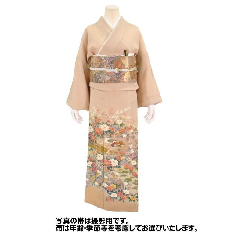 色留袖 レンタル 728番 20点フルセットレンタル 往復送料無料 kimono-world 03
