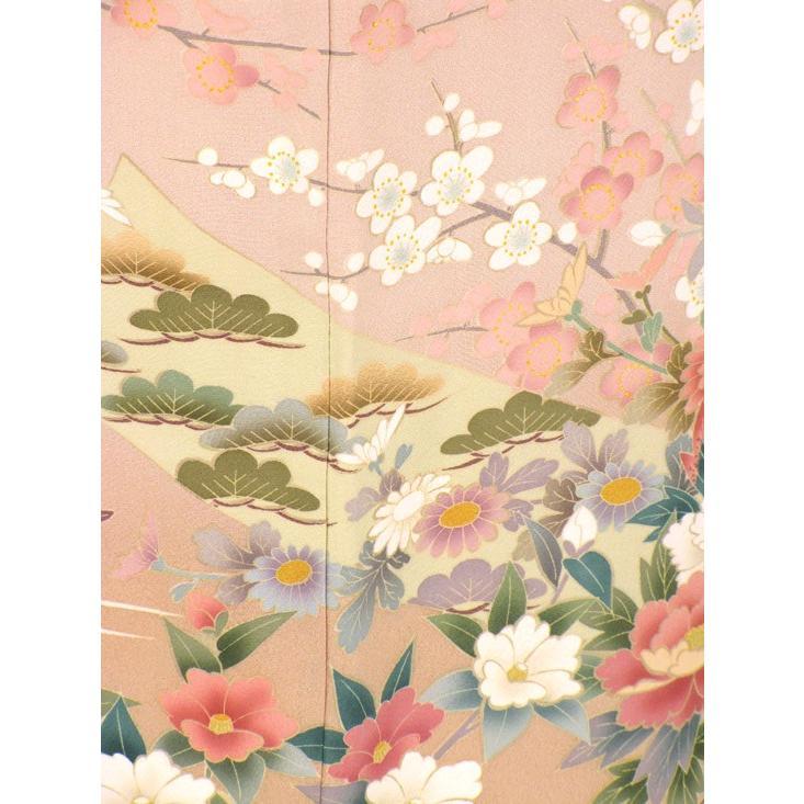 色留袖 レンタル 728番 20点フルセットレンタル 往復送料無料 kimono-world 07