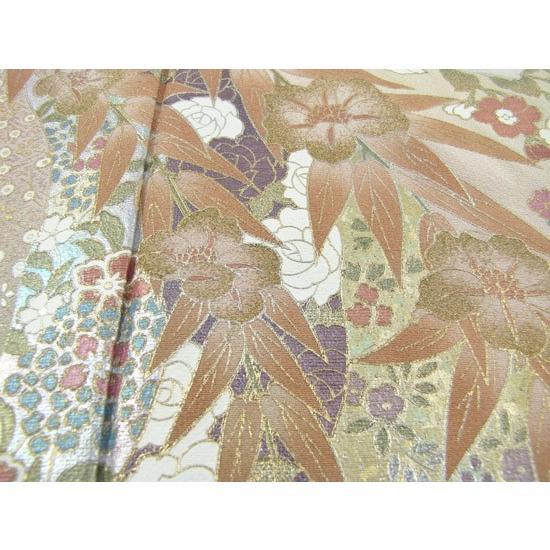 桂由美 花の中で 色留袖 レンタル 729番 20点フルセットレンタル 往復送料無料 kimono-world 05