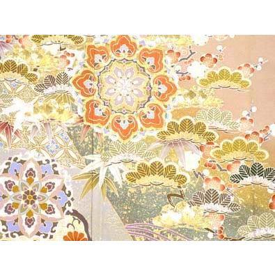 色留袖 レンタル 731番 20点フルセットレンタル 往復送料無料|kimono-world|04