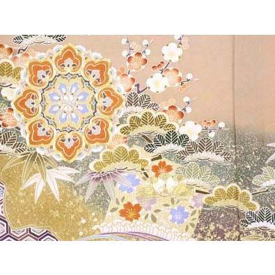 色留袖 レンタル 731番 20点フルセットレンタル 往復送料無料|kimono-world|05