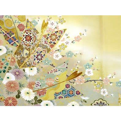 色留袖 レンタル 733番 20点フルセットレンタル 往復送料無料|kimono-world|02