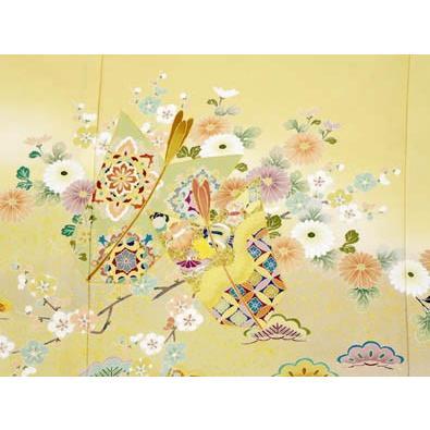 色留袖 レンタル 733番 20点フルセットレンタル 往復送料無料|kimono-world|03
