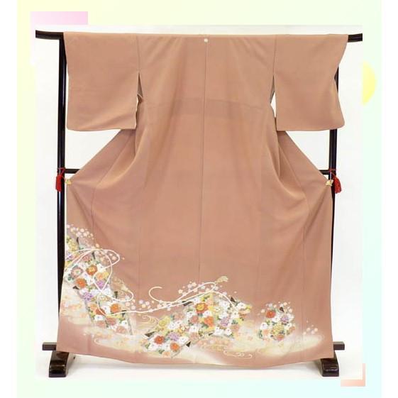 色留袖 レンタル 735番 20点フルセットレンタル 往復送料無料 kimono-world 03