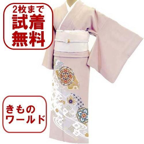 色留袖 レンタル 737番 20点フルセットレンタル 往復送料無料|kimono-world