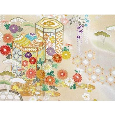色留袖 レンタル 740番 20点フルセットレンタル 往復送料無料|kimono-world|04