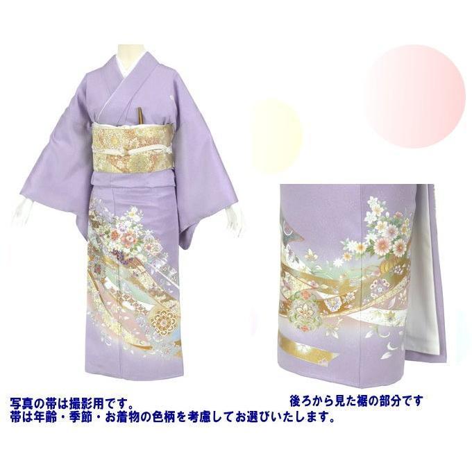 貴紗羅 色留袖 レンタル 745番 20点フルセットレンタル 往復送料無料 kimono-world 02