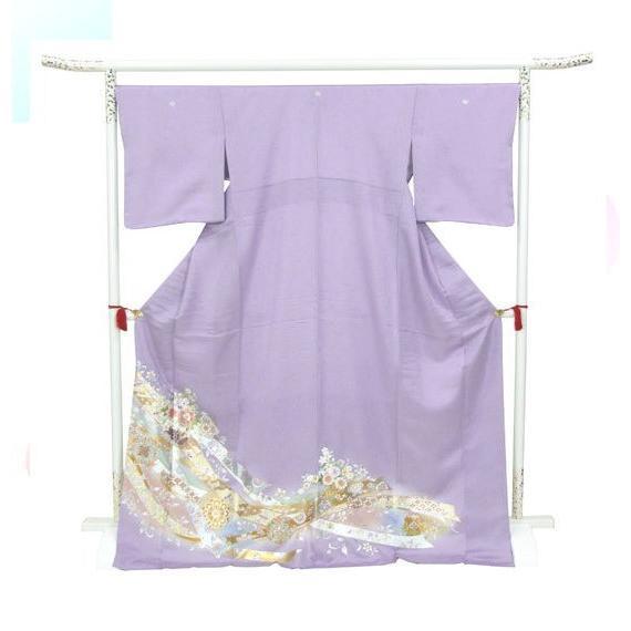 貴紗羅 色留袖 レンタル 745番 20点フルセットレンタル 往復送料無料 kimono-world 03