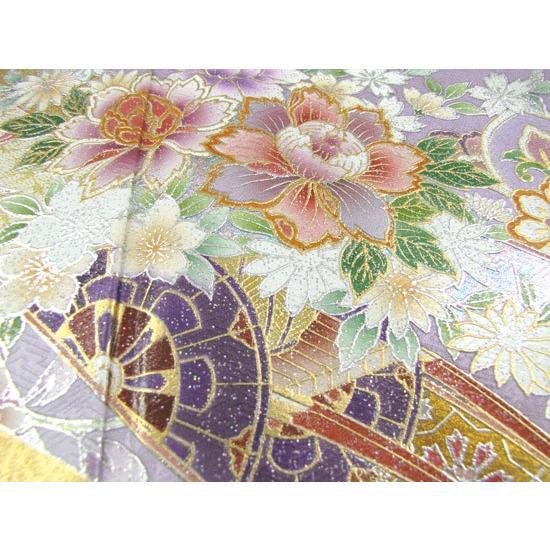 貴紗羅 色留袖 レンタル 745番 20点フルセットレンタル 往復送料無料 kimono-world 04