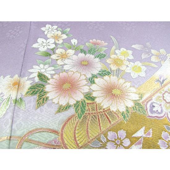 貴紗羅 色留袖 レンタル 745番 20点フルセットレンタル 往復送料無料 kimono-world 06