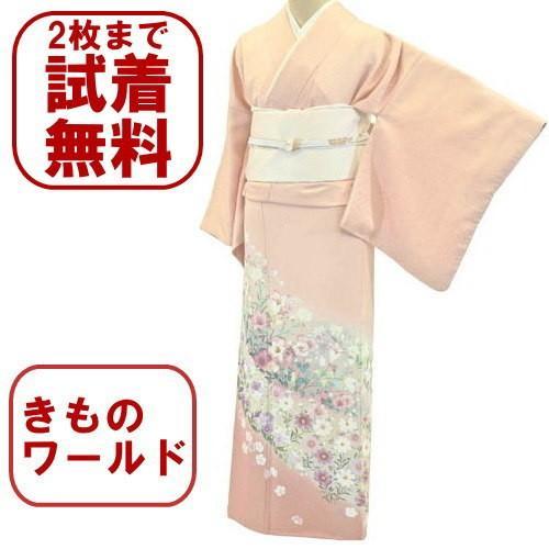 色留袖 レンタル 751番 20点フルセットレンタル 往復送料無料|kimono-world