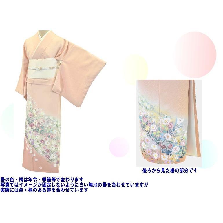 色留袖 レンタル 751番 20点フルセットレンタル 往復送料無料|kimono-world|02
