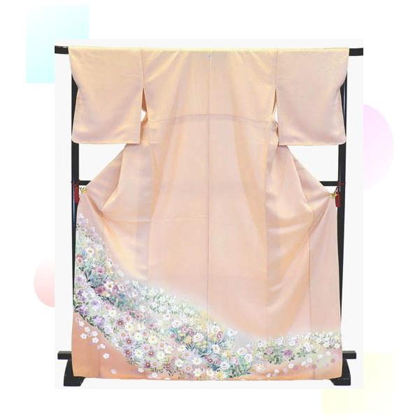 色留袖 レンタル 751番 20点フルセットレンタル 往復送料無料|kimono-world|03