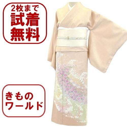 色留袖 レンタル 753番 20点フルセットレンタル 往復送料無料|kimono-world