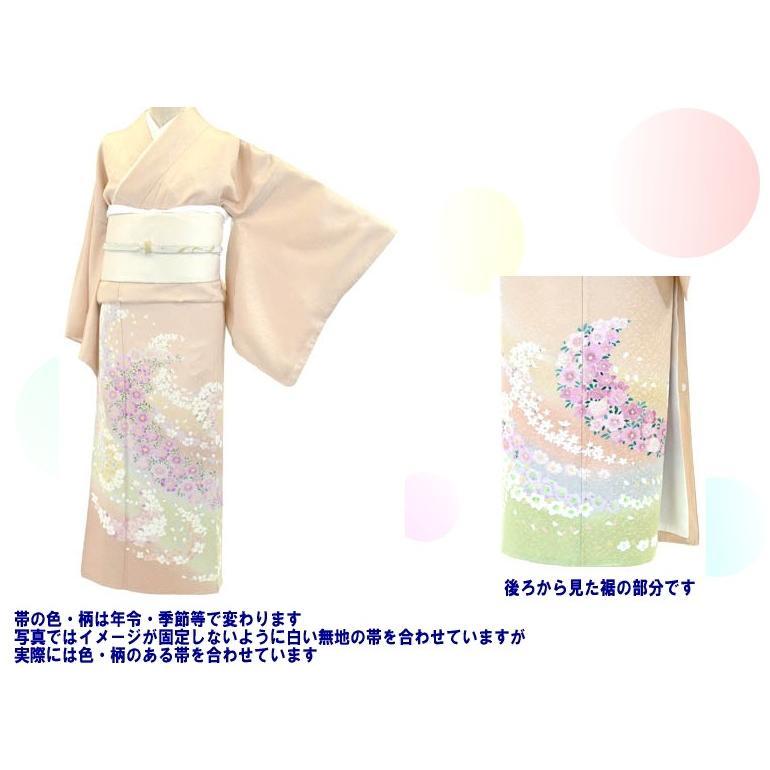 色留袖 レンタル 753番 20点フルセットレンタル 往復送料無料|kimono-world|02