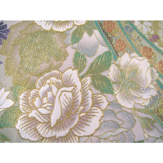 桂由美 花とチャペル 色留袖レンタル 755番 20点フルセットレンタル 往復送料無料|kimono-world|05