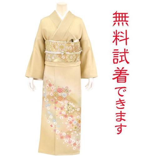 色留袖 レンタル 756番 20点フルセットレンタル 往復送料無料|kimono-world
