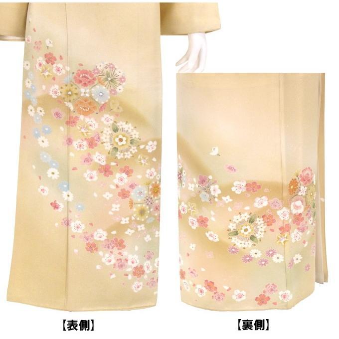 色留袖 レンタル 756番 20点フルセットレンタル 往復送料無料|kimono-world|04