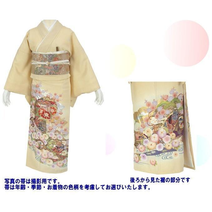 色留袖 レンタル 757番 20点フルセットレンタル 往復送料無料 kimono-world 02