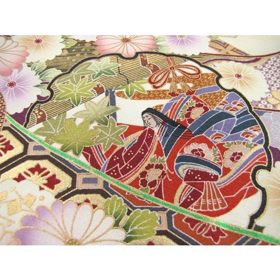 色留袖 レンタル 757番 20点フルセットレンタル 往復送料無料 kimono-world 05