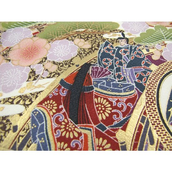 色留袖 レンタル 757番 20点フルセットレンタル 往復送料無料 kimono-world 06