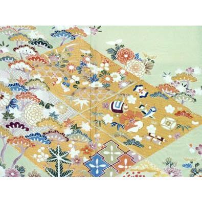 色留袖 レンタル 766番 20点フルセットレンタル 往復送料無料 kimono-world 04