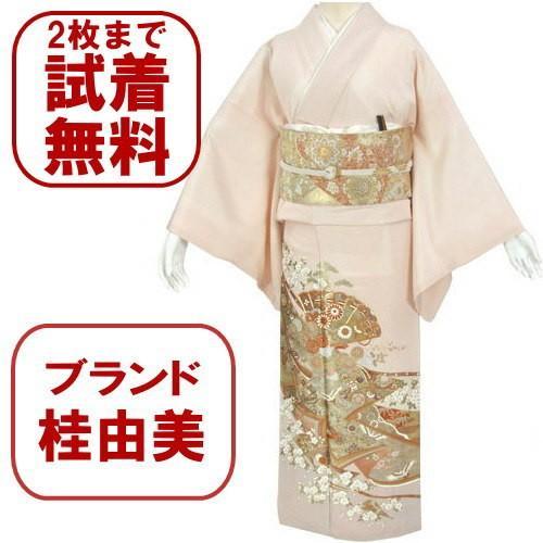桂由美 重ねの美 色留袖 レンタル 767番 20点フルセットレンタル 往復送料無料|kimono-world