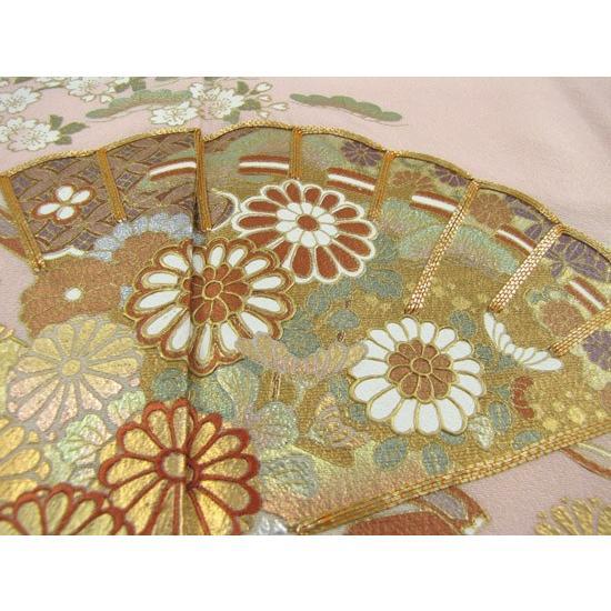 桂由美 重ねの美 色留袖 レンタル 767番 20点フルセットレンタル 往復送料無料|kimono-world|04
