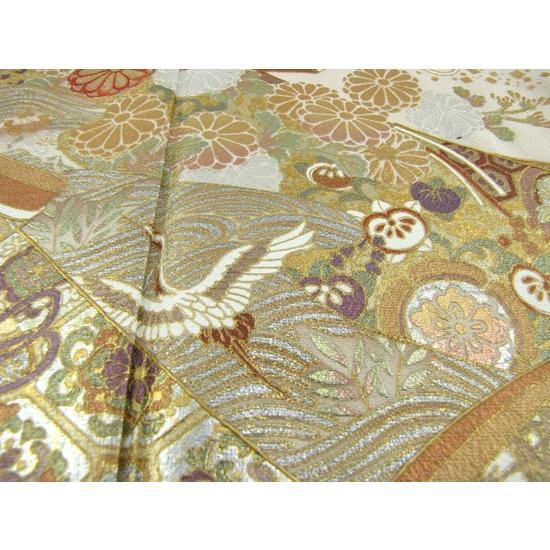 桂由美 重ねの美 色留袖 レンタル 767番 20点フルセットレンタル 往復送料無料|kimono-world|05