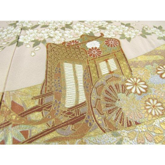 桂由美 重ねの美 色留袖 レンタル 767番 20点フルセットレンタル 往復送料無料|kimono-world|06