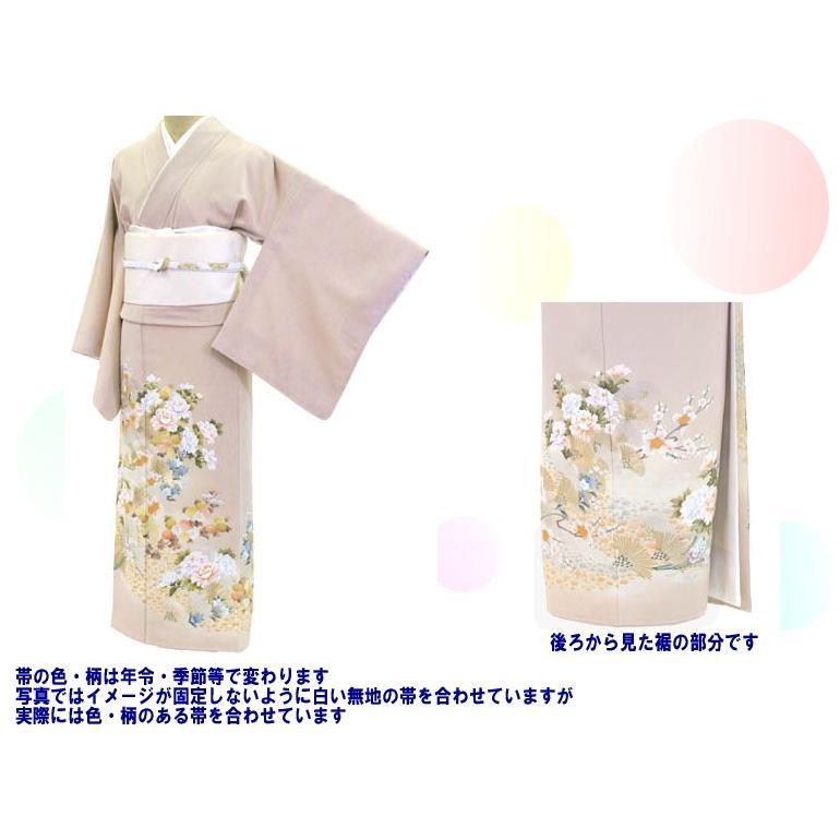 色留袖 レンタル 768番 20点フルセットレンタル 往復送料無料 kimono-world 02