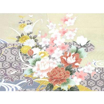 色留袖 レンタル 770番 20点フルセットレンタル 往復送料無料|kimono-world|04