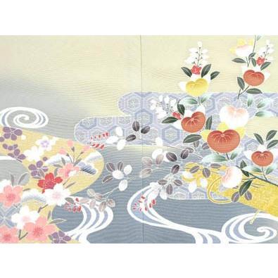 色留袖 レンタル 770番 20点フルセットレンタル 往復送料無料|kimono-world|05