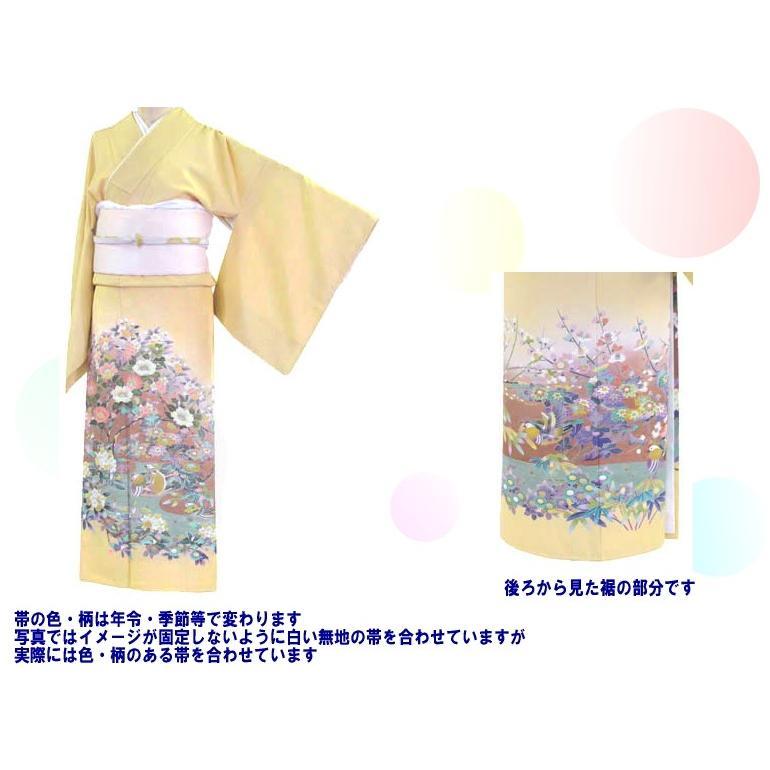 色留袖 レンタル 777番 20点フルセットレンタル 往復送料無料 kimono-world 02