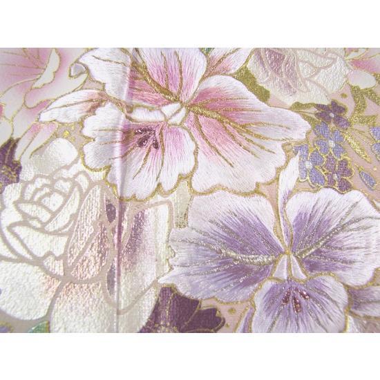桂由美 色留袖 レンタル 780番 20点フルセットレンタル 往復送料無料|kimono-world|04