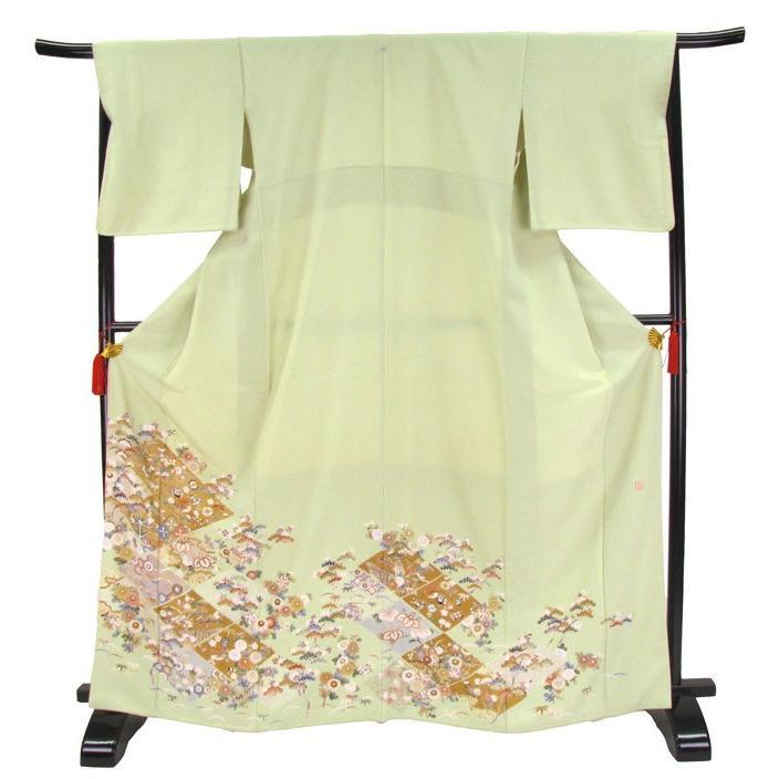 色留袖 レンタル 783番 20点フルセットレンタル 往復送料無料 kimono-world 02