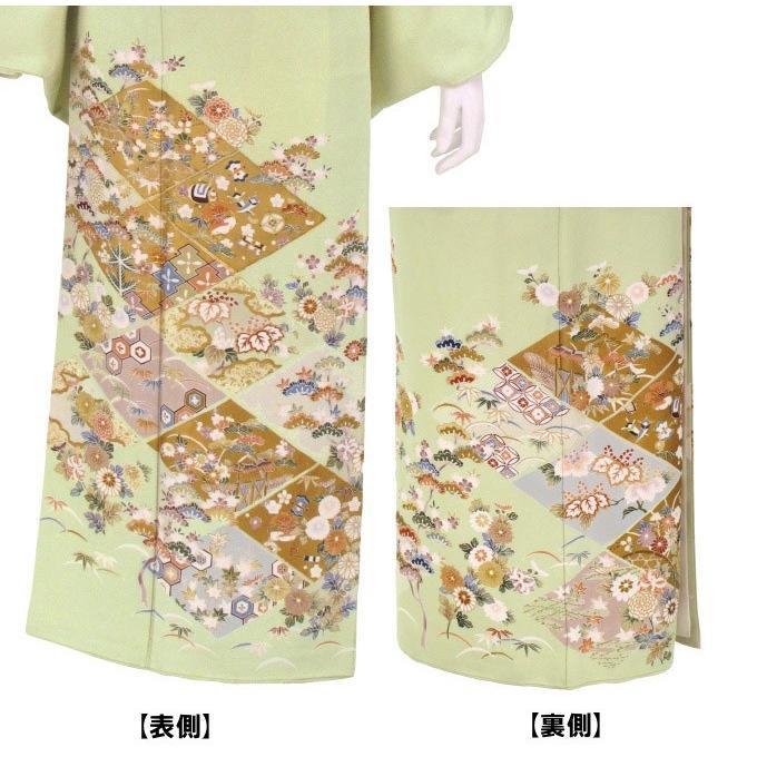 色留袖 レンタル 783番 20点フルセットレンタル 往復送料無料 kimono-world 04