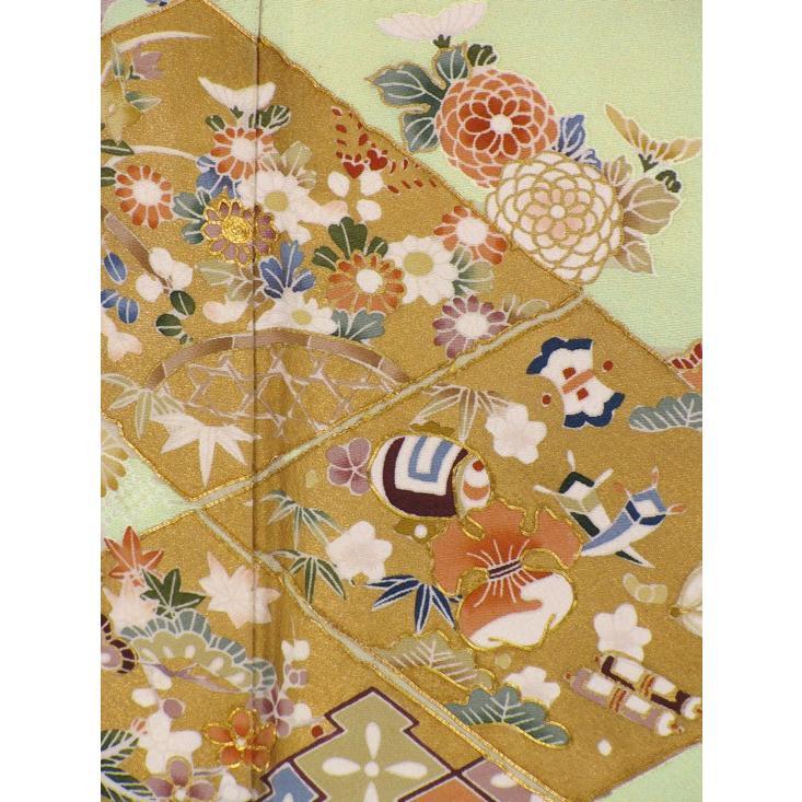 色留袖 レンタル 783番 20点フルセットレンタル 往復送料無料 kimono-world 05