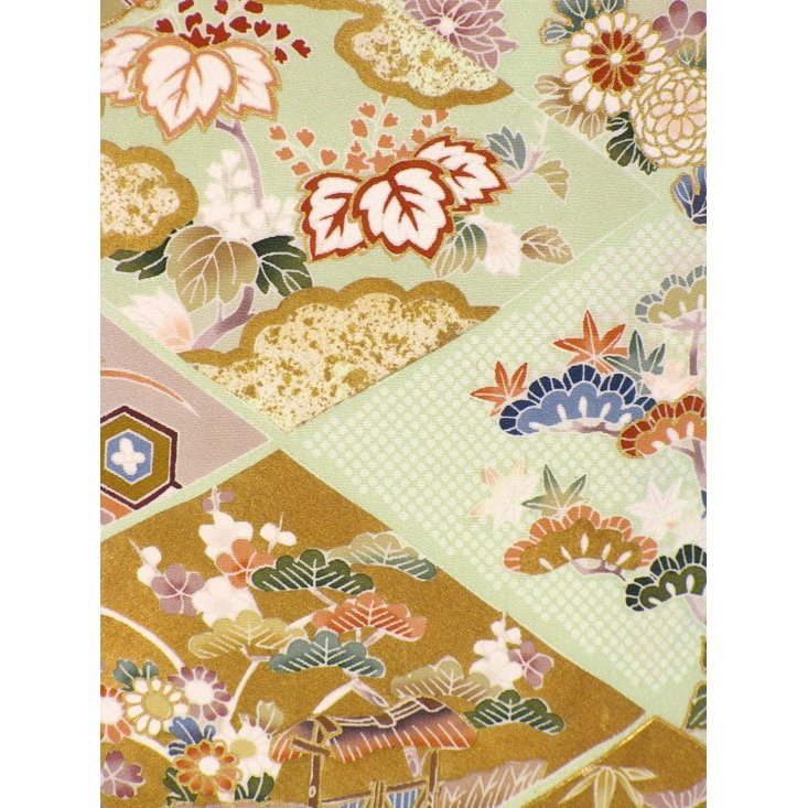 色留袖 レンタル 783番 20点フルセットレンタル 往復送料無料 kimono-world 06