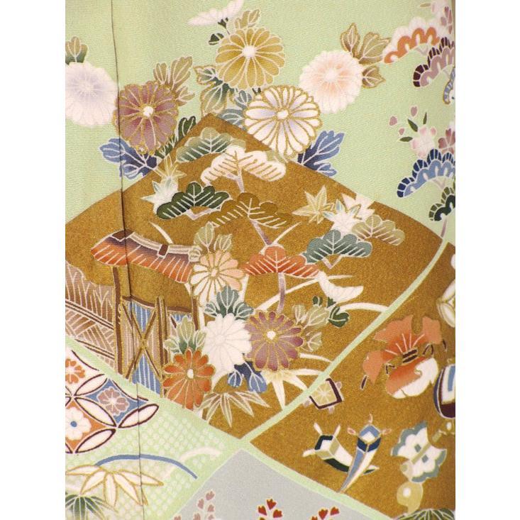 色留袖 レンタル 783番 20点フルセットレンタル 往復送料無料 kimono-world 07