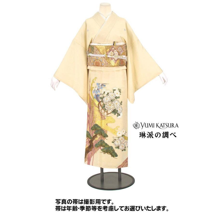 ブランド桂由美/琳派の調べ 色留袖 レンタル 785番 20点フルセットレンタル 往復送料無料|kimono-world|02