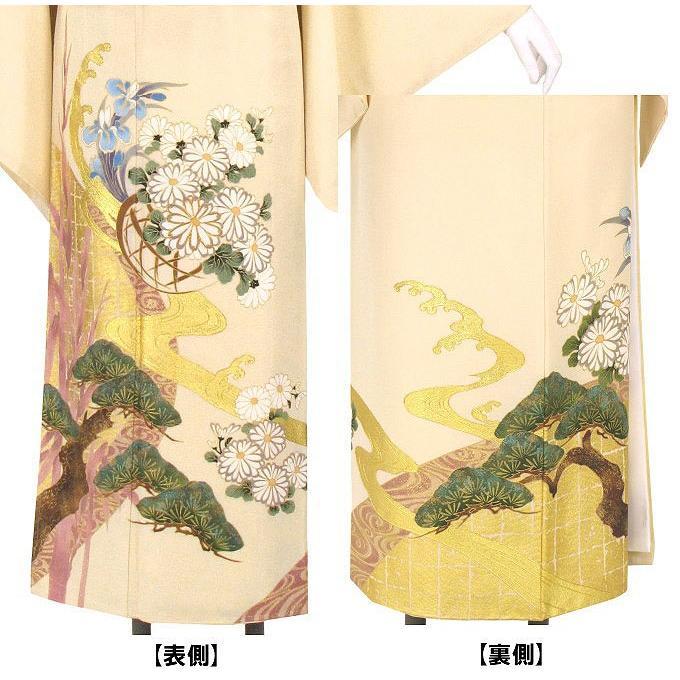 ブランド桂由美/琳派の調べ 色留袖 レンタル 785番 20点フルセットレンタル 往復送料無料|kimono-world|03